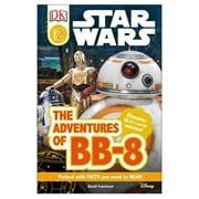 Star Wars: The Adventures of BB-8 DK Readers 2 Hardcover Book
