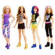WWE Superstars Fashion Doll 2018 Case