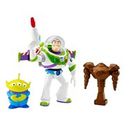 Toy Story Space Adventure Buzz Lightyear Action Figure