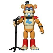 Five Nights at Freddy's: Security Breach Glamrock Freddy Action Figure