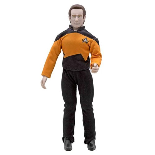 Star Trek Data Mego 8-Inch Action Figure Wave 8