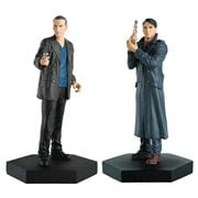 Doctor Who Collection Companion Set #5 9th Doctor and Captain Jack Figures