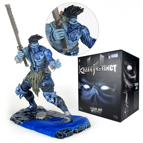 Killer Instinct Limited Shadow Jago 6-Inch Action Figure