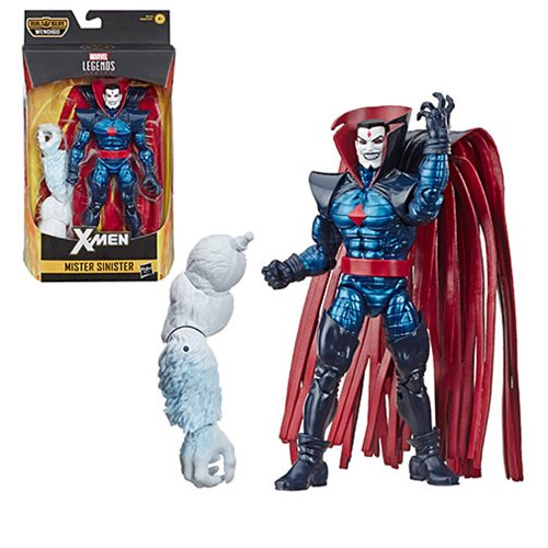 X-Force Marvel Legends 6-Inch Mister Sinister Action Figure