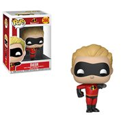 Incredibles 2 Dash Pop! Vinyl Figure #366, Not Mint