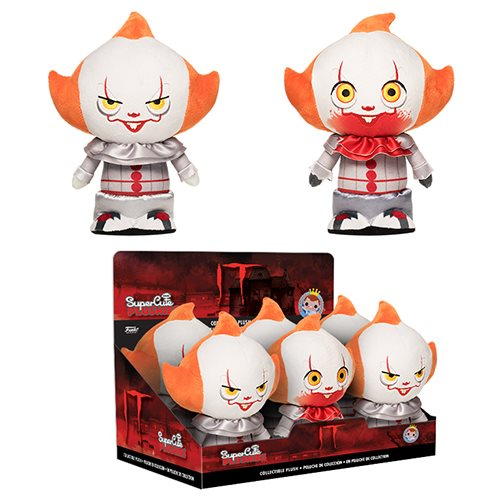 It Pennywise SuperCute Plush Display Case