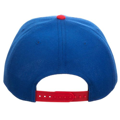 Marvel Comic Conventions Slouch Snapback Hat
