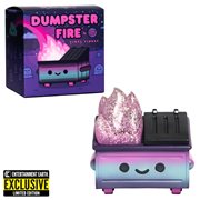 Dumpster Fire Bad Vibes Vinyl Figure - Entertainment Earth Exclusive