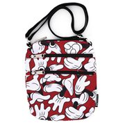 Disney Mickey Mouse Hands Passport Purse