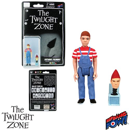 The Twilight Zone It's a Good Life Anthony Fremont 3 3/4-Inch Action Figure In Color Series 2