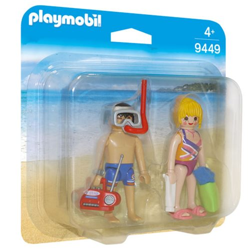 Playmobil 9449 Beachgoers