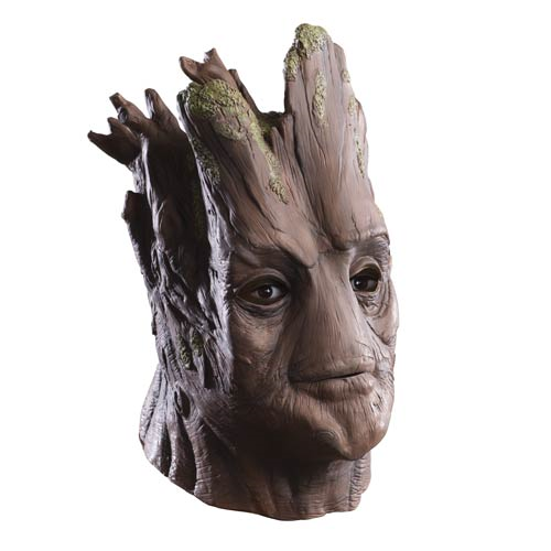 Guardians of the Galaxy Groot Deluxe Adult Latex Mask