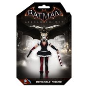 Batman Arkham Knight Harley Quinn 5 1/2-Inch Bendable Figure