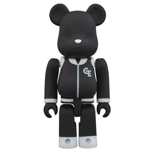 Goodenough Classics 100% Black Bearbrick Figure