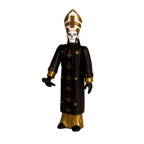 Ghost Papa Emeritus III 3 3/4-Inch ReAction Figure
