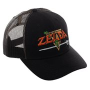Zelda Precurved Trucker Hat