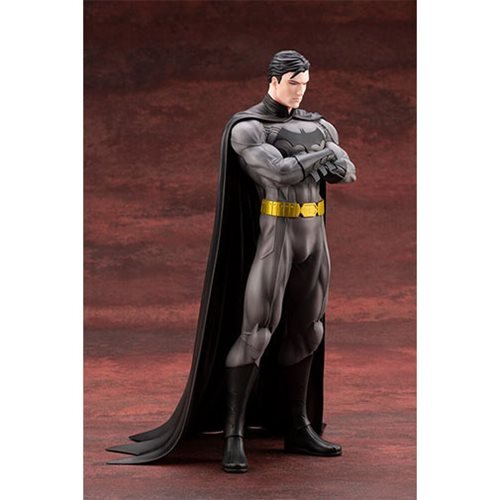 DC Comics Bruce Wayne Batman Ikemen First Edition Statue