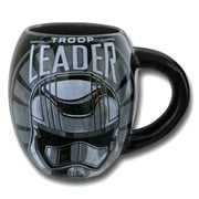 Star Wars: Episode VII - The Force Awakens Captain Phasma Troop Leader Logo 18 oz. Oval Ceramic Mug