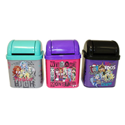 Monster High Flip Lid Desktop Tin Set