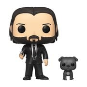 John Wick with Dog Pop! Vinyl Figure and Buddy