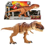 Jurassic World: Fallen Kingdom Thrash 'n Throw Tyrannosaurus Rex Figure