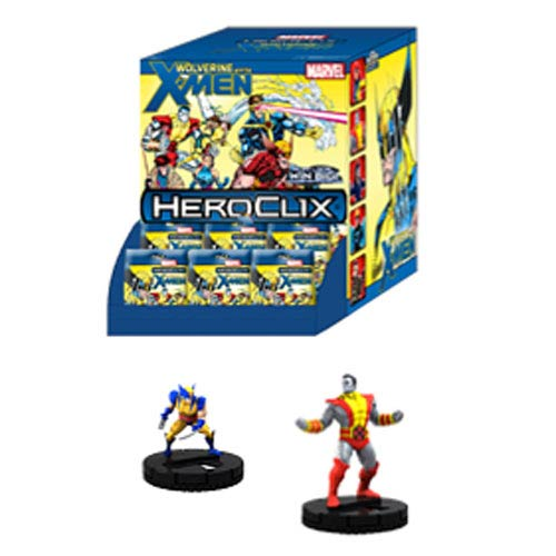 Wolverine and the X-Men Gravity Feed Mini-Figure 6-Pack