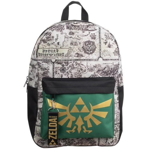 Zelda Map Backpack