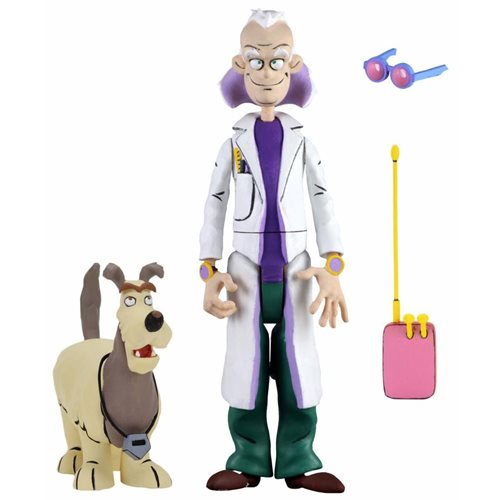Back to the Future: TAS Toony Classics 6-Inch Figure Case