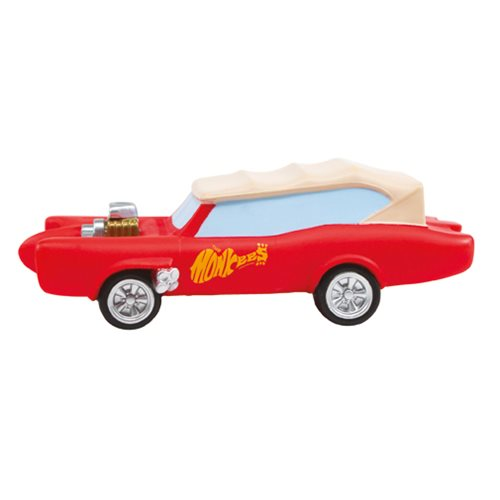 Monkees Monkeemobile 4 1/2-Inch Titans Vinyl Figure