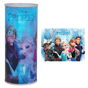 Disney Frozen Characters Cylindrical Nightlight, Not Mint