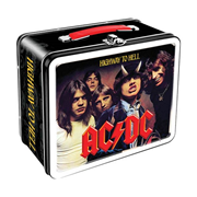 AC/DC Highway to Hell Large Fun Box Tin Tote