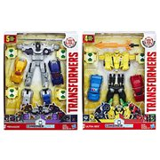 Transformers Robots in Disguise Team Combiners Wave 1 Set
