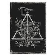 Harry Potter Deathly Hallows The Brothers MightyPrint Wall Art Print