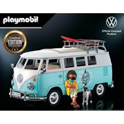 Playmobil 70826 Volkswagen T1 Camping Bus - Special Edition Blue