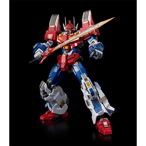 Transformers 04 Star Saber Kuro Kara Kuri Action Figure