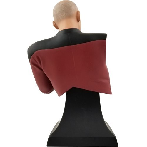 Star Trek: The Next Generation Picard Facepalm Limited Edition Bust - San Diego Comic-Con 2020 Previ