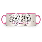 Golden Girls Thank You for Being a Friend Coffee Mug