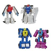 Transformers Generations Earthrise Micromasters Wave 2 Set