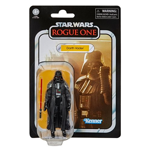 Star Wars The Vintage Collection Darth Vader (Rogue One) 3 3/4-Inch Action Figure