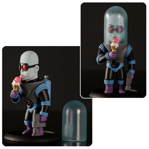 Batman Mr. Freeze DC Comics Q-Fig PVC Figure