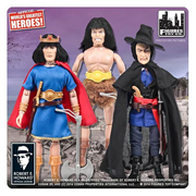 Conan the Barbarian Retro 8-Inch Series 1 Action Figure Set