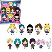 Sailor Moon Series 3 3-D Figural Key Chain Random 6-Pack