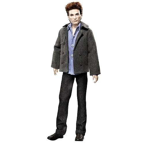 Twilight Edward Cullen Barbie Doll