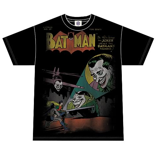 DC Originals Batman Wrong Signal T-Shirt