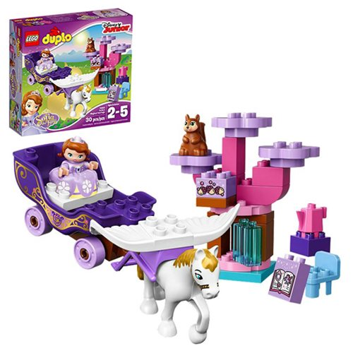 LEGO DUPLO 10822 Sofia the First Magical Carriage