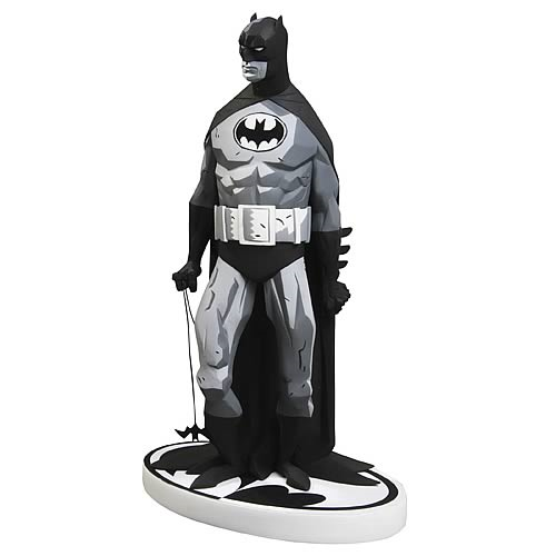 Batman Black and White Mike Mignola Statue