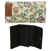 Guardians of the Galaxy Groot and Rocket Raccoon Flap Wallet