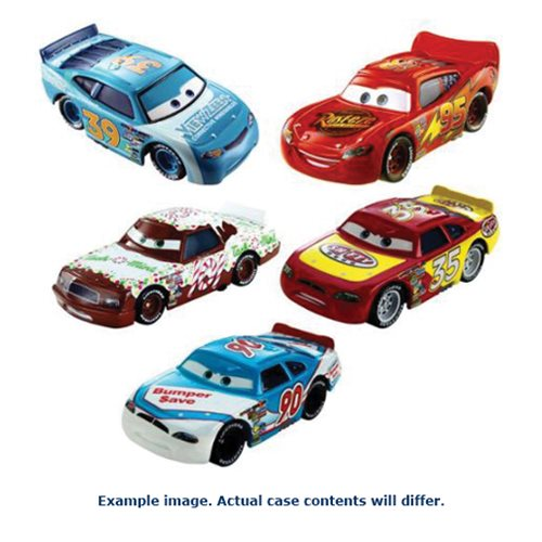 Cars Character Cars 1:55 Scale 2016 Mix 14 Case