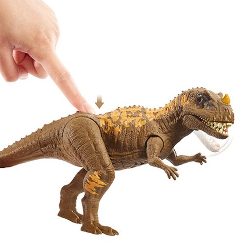 Jurassic World Roaravores Ceratosaurus Color Version 2 Figure