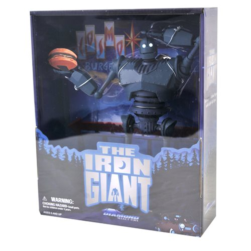 Iron Giant Deluxe Action Figure Box Set - San Diego Comic-Con 2020 Previews Exclusive